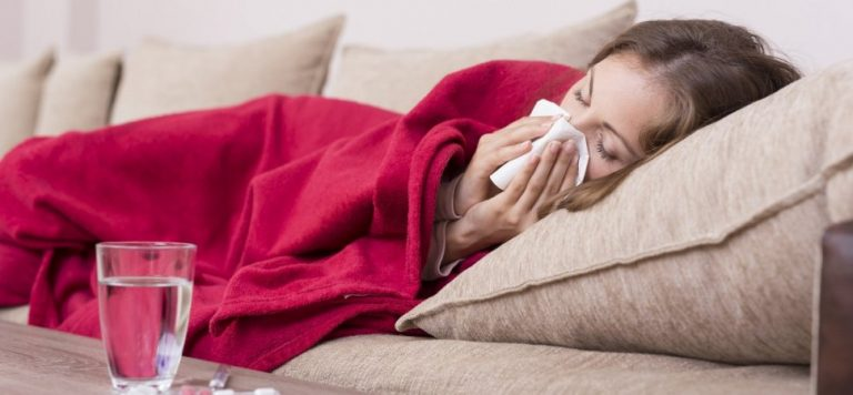 Colds and Flu Are Contagious Much Longer Than You Think