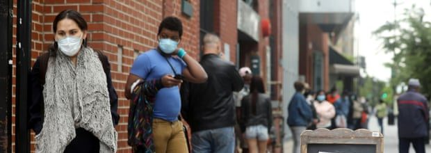 Up to 43m Americans could lose health insurance amid pandemic, report says